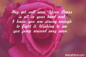 Get Well Wishes For A Man Get well wishes