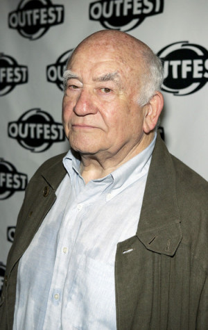 Ed Asner Actor Ed Asner attends the Outfest 39 Pursuit of Equality