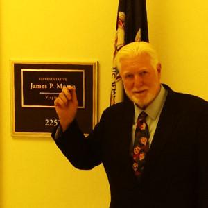 Congressman James P Moran D VA