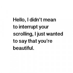 love beauty quote quotes beautiful followers scrolling