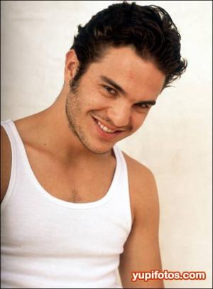becker paz actor mexicano mejor conocido como kuno becker que ha ...