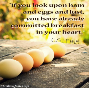 permalink c s lewis quote committed breakfast c s lewis quote images