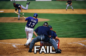 umpire ripped pants