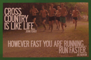 Cross Country Running Quotes
