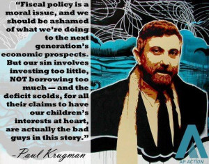 Paul Krugman --- Image from AP Action