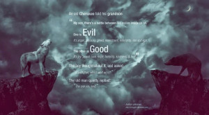 Good vs Evil fully explained.