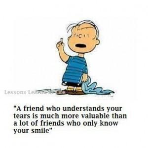 friend who understands