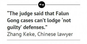 Article Quote: Chinese Lawyers Outraged as Colleague Is Dragged From ...