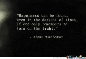 Dumbledore Quotes #3