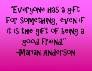 Push Play for Friendship Quotes