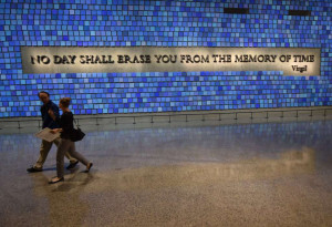 Bearing witness to evil: The National September 11 Memorial & Museum