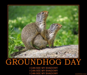 Funny Groundhog Day Pictures Groundhog day - i can see my