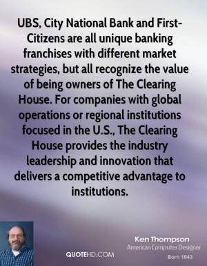 Broker ubs quotes