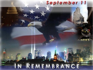 ... patriot day and national day of service and remembrance in memory