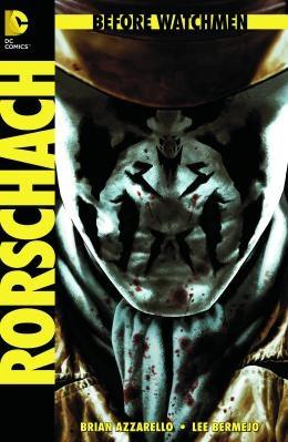 ... Rorschach #1 Brian Azzarello Lee Bermejo ---> shipping is $0.01