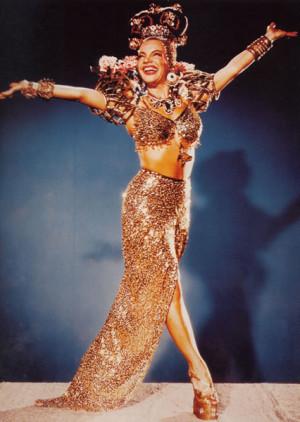 Carmen Miranda Picture Slideshow