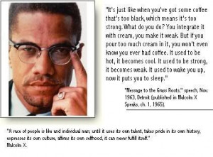 malcolm x quotes on racism | That quote from President Obama that ...