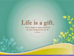 life quotes is very meaningful for us because life is the best teacher ...