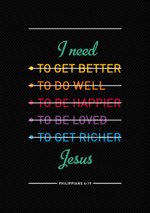 Need You, Jesus! by Philipp-JC