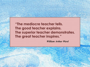 ... Educational Quotes For Teachers Teacher/education quote or