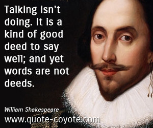 Doing Good Deeds Quotes