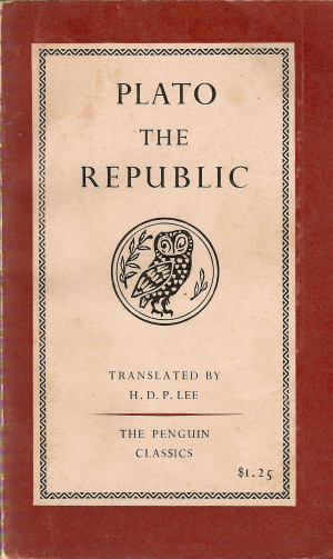 Plato The Republic Plato's republic