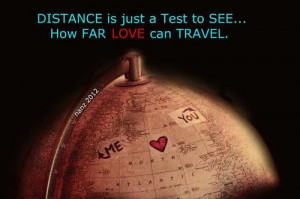 test to see how far love can travelFollow best love quotes and sayings ...