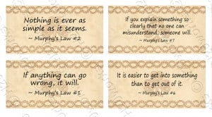 Laws Quotes Digital Rectangles on 8.5x11 Sheet (20 Different Quotes ...