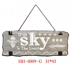Wood craft wall signs with sky sayings with cute quotes