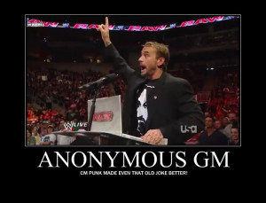 Re: Funny wrestling pictures.