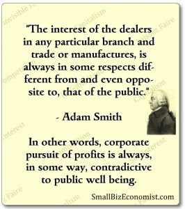 Founder of the Free Market – Quotes