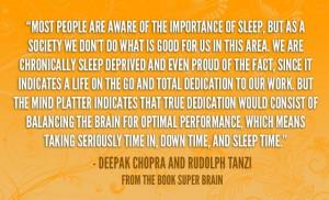 Deepak Chopra - Community