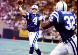 Schneider) Indianapolis Colts vs Arizona Cardinals. Colts' quarterback ...