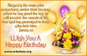 Forward bible orkut scraps birthday Cards