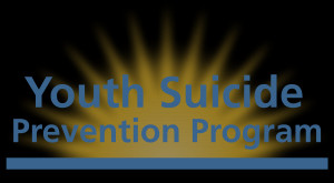 Youth Suicide Prevention Program logo (stacked version)