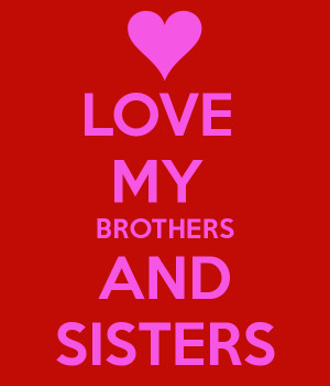 Brother And Sister Cover Ments