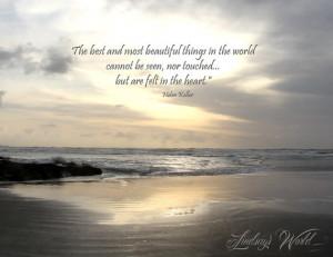 Inspirational Quote, Beautiful Sunset, Digital Download