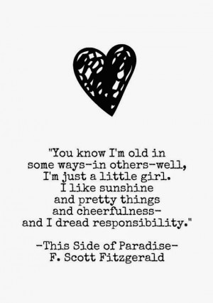 girly quotes you know i m old in some ways in others well i m just a ...