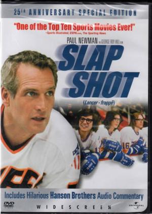 SLAP SHOT MOVIE DVD