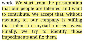 quote from Pixar's 'Creativity, Inc'
