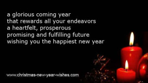 Happy New Year Quotes For Business