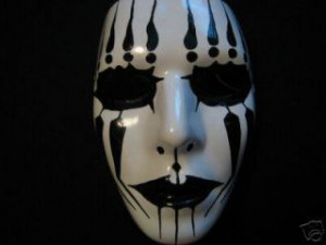 Joey Jordison Subliminal Verses Slipknot Mask