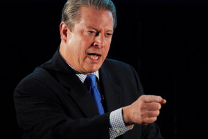 Al Gore Joins Hands with Al Jazeera