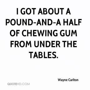 Gum Quotes