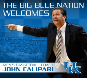 John Calipari sets