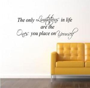 Giant-Limitations-WALL-ART-STICKER-QUOTE-Kitchen-Mural-wall-letters