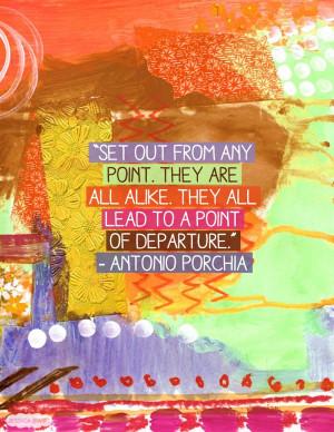 Antonio Porchia #quote