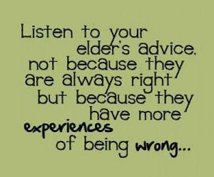 Quotations-advice