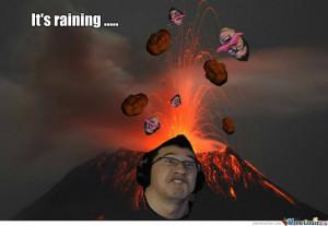 It's Raining.... Markiplier