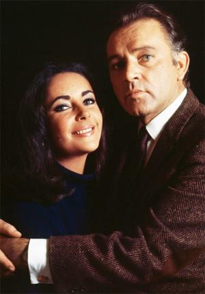 Recordando cl sicos Elizabeth Taylor y Richard Burton ni contigo ni